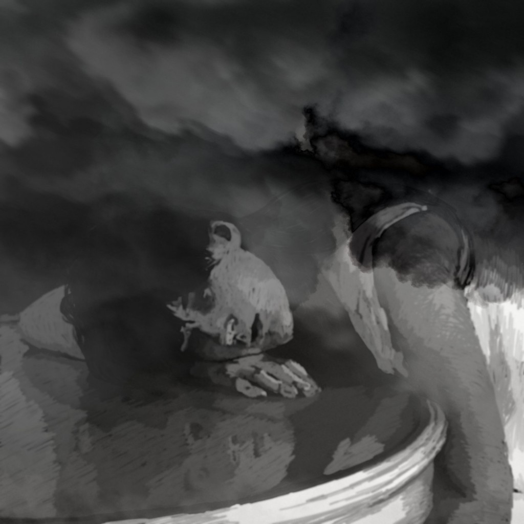 Hjördis-Britt Åström - Under The Hollow Moon